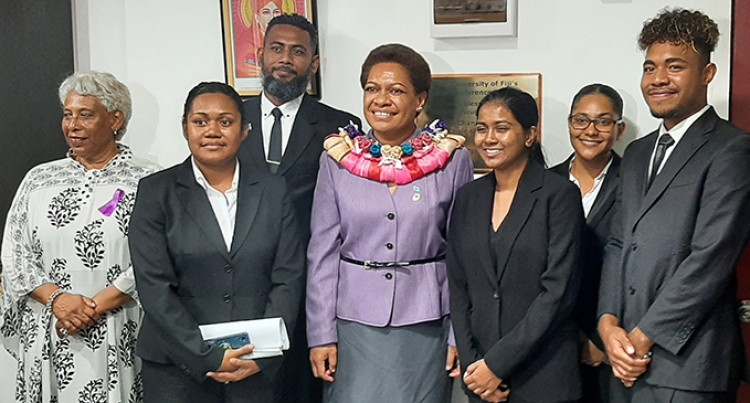 Gender Issues At Forefront Of Moot Competition
