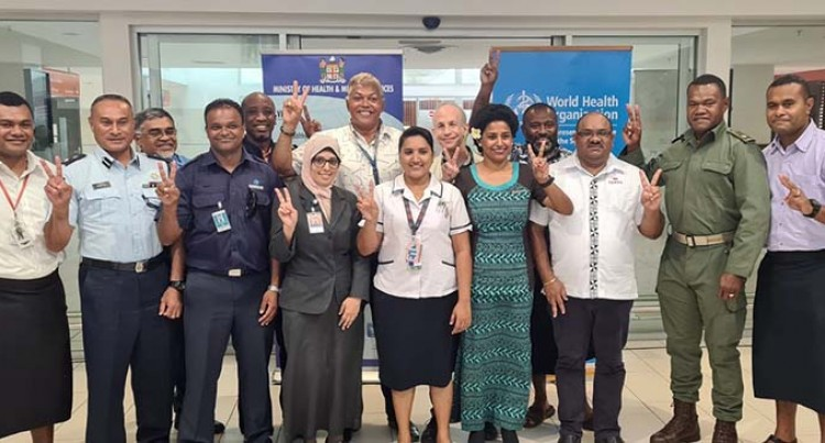 First Doses Of AstraZeneca COVID-19 Vaccine Administered To 10 Frontline Workers