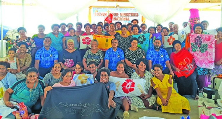 Angie Continues To Inspire Fijian Women