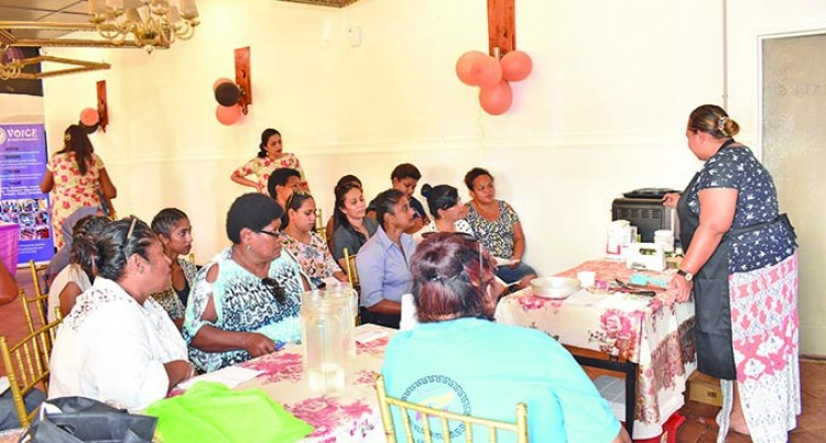 NGO Organises Baking Class For Nadi Women Affected By COVID-19 Pandemic