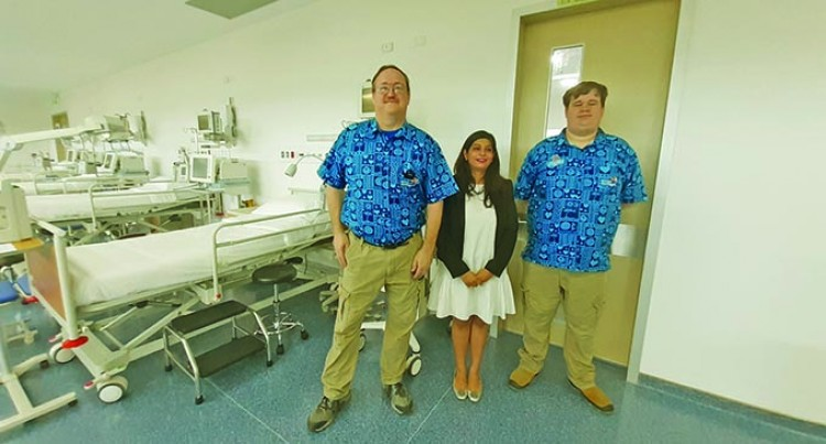 State-Of-The-Art Tech Installed At Children's Heart Hospital In Suva
