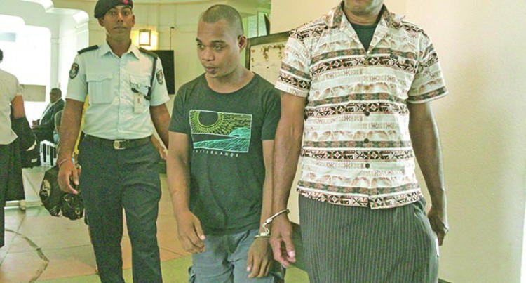 Navua Murder Accused Appears In High Court