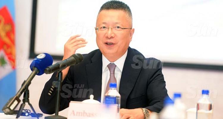 China To Help Fiji Eradicate Poverty, Says Ambassador