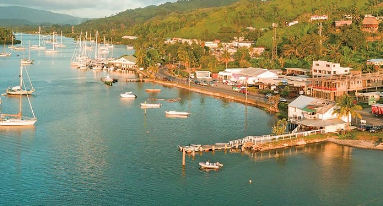 Let's Go  Local: Come Overseas to Savusavu for Easter