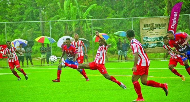 Lions Desperate To Win At Subrail Park