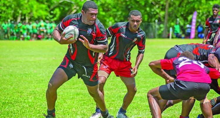 Nadi Face Suva In Today's Cvc Clash