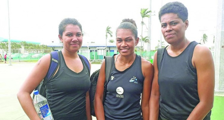 Playing In Suva Helps Buloubuli