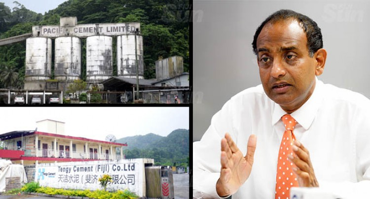 Prohibition Notices Given To Pacific Cement And Tengy Cement