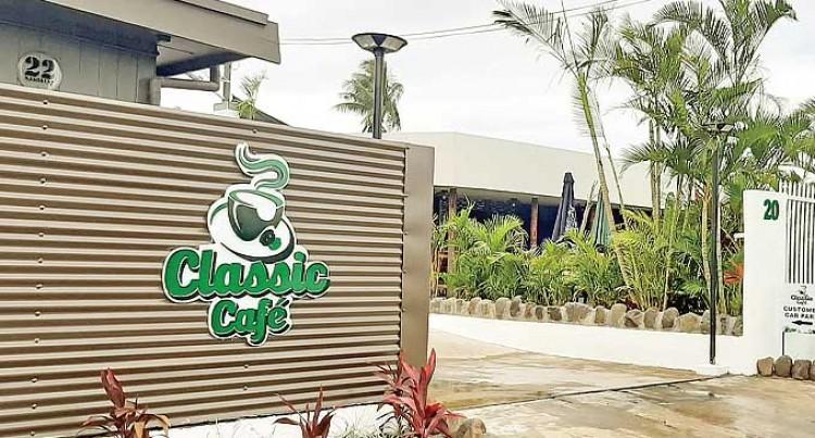 Classic Cafe Opens In Lautoka