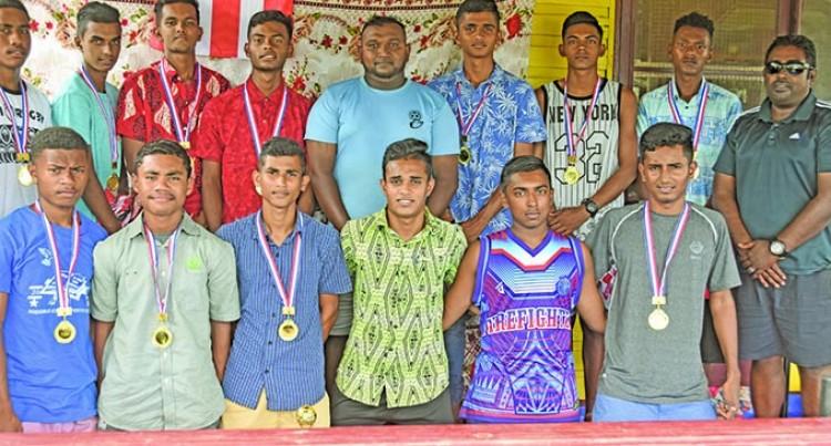 Labasa U16 Players Awarded