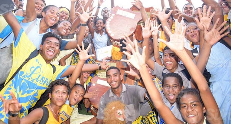Grammar Dominates Suva Zone Two