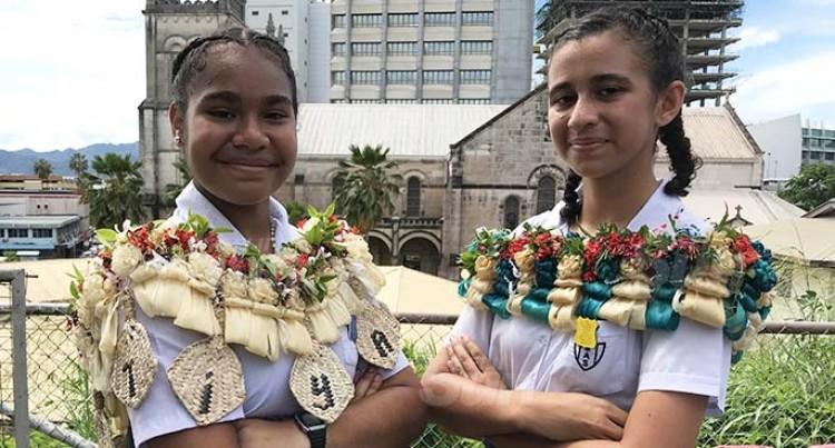 Best Friends Lead St Anne's School In Suva