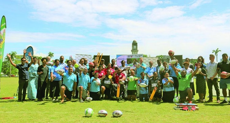 'Team Up' Fiji Benefits All: Konrote