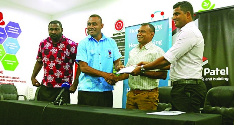 Hardware Giant Supports Charity 7s