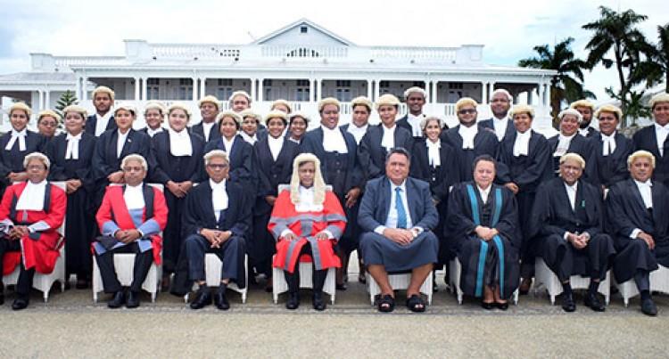 USP Law Graduates Admission To Bar