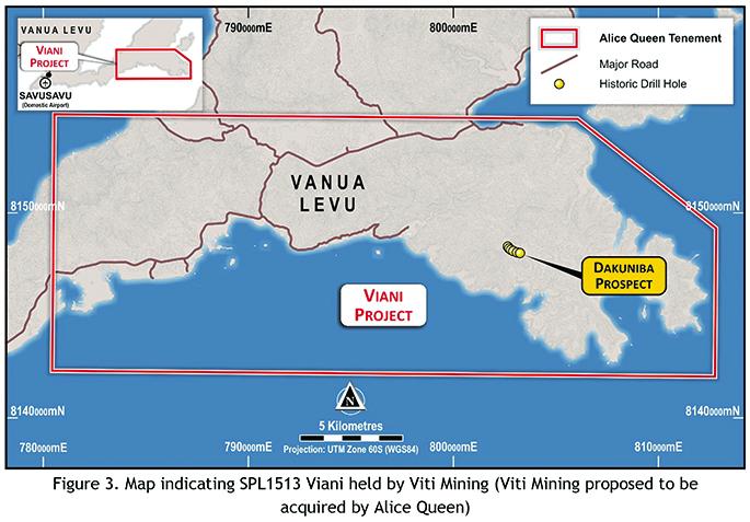 Viani site in Vanua Levu.