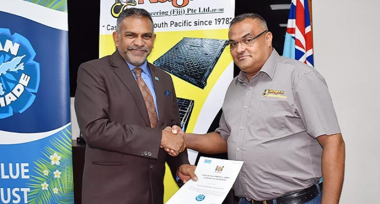 Fijian-Made Recognition For Nagan Engineering