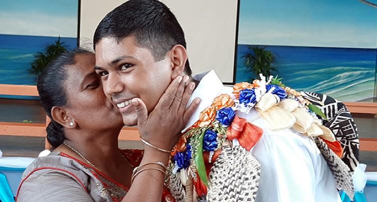 Head Boy Chand Dedicates Success To Hardworking Single Mum