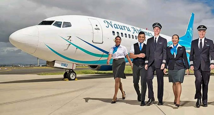 Vital Nauru Airlines Enters A New Partnership For Aircraft Cleaning