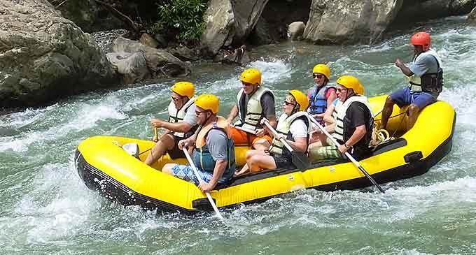 Navua River Rafting