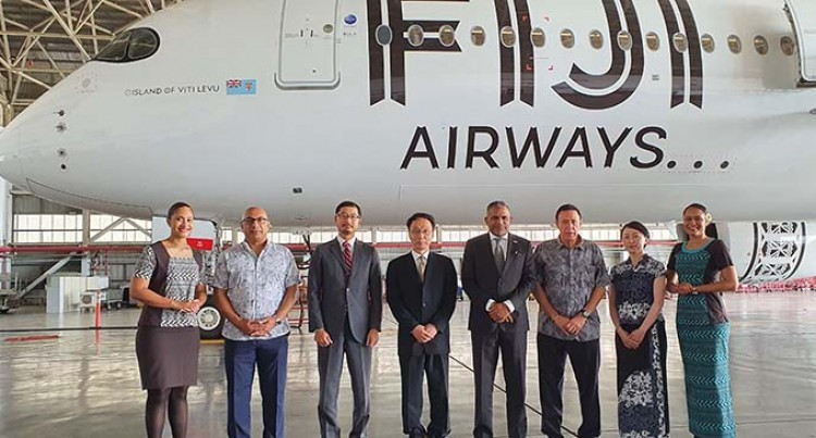 Fiji Airways Signs Agreement With ADB For COVID-19 Liquidity Support