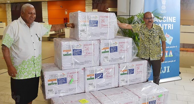 Covid-19 Vaccines Arrive From India
