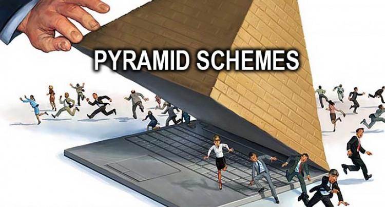 Pyramid Schemes Are Frauds