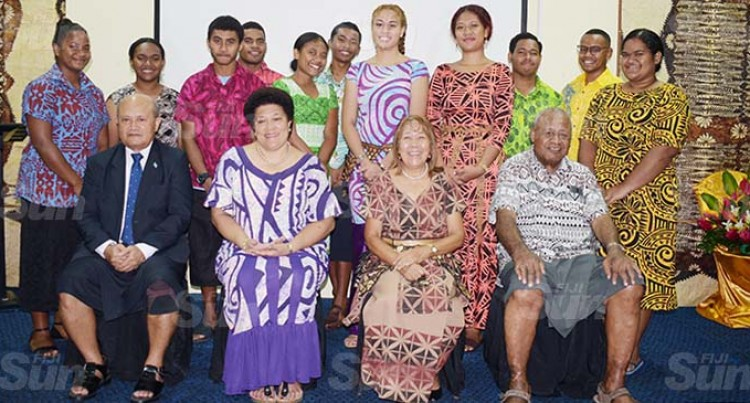 11 Get Scholarship From Ratu Mara Trust Fund