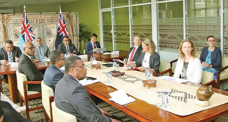 Fiji And New Zealand Engage In Virtual Talks