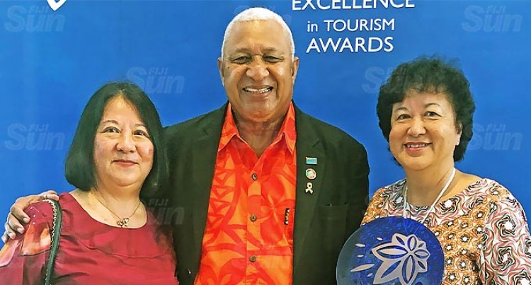 Tammie Tam Honoured To Receive Lifetime Achievement Award