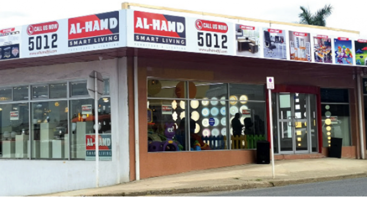 Al-Hamd Opens $250k Suva Showroom Today