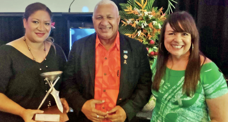 Rosie Fiji Events Scoops Specialised Tourism Services And Industry Award