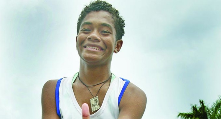 Lomary Teen Wins Second Gold Medal