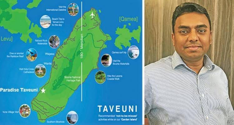Let's Go Local: Taveuni On Top Of Jay Dayal's Bucketlist