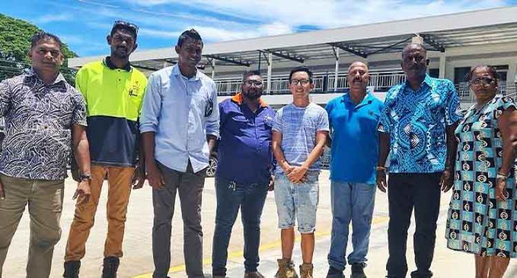 Main Complex Is Completed: The Hub Lautoka