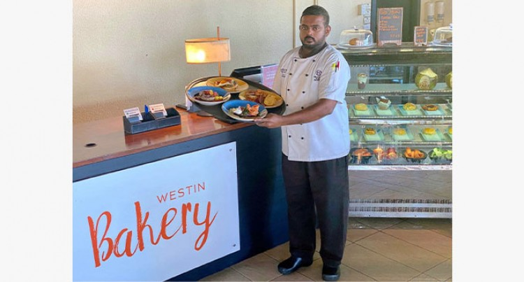 Let's Go Local: Locals Target for New Breakfast Menu at Westin