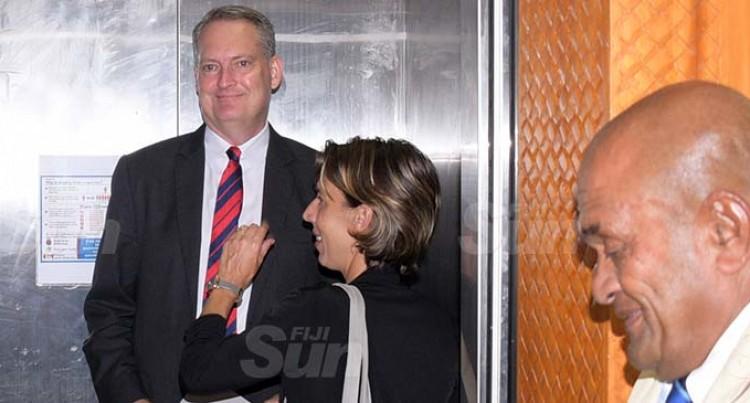 Fiji To Get Top Level US Urgency