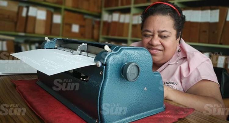 International Women's Day 2021: Braillist Veronica Is No Quitter