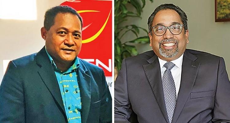 Vodonaivalu And Ali New HFC Bank Board Members