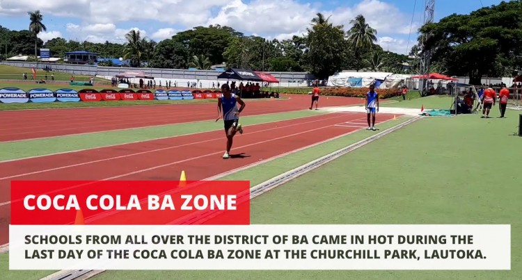 Coca Cola Ba Zone