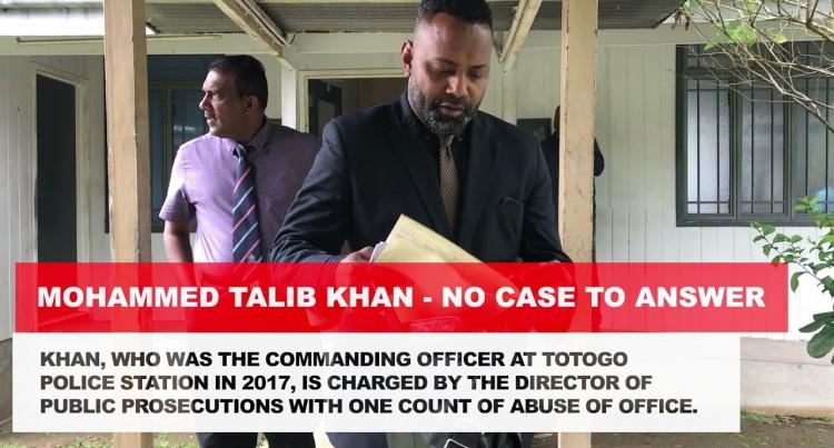 Fiji Sun Court News – 22 March