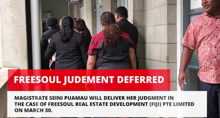 Fiji Sun Court News – Mar 12