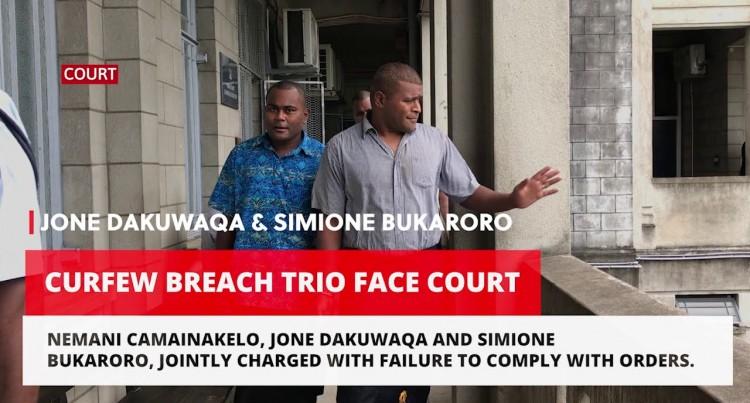 Fiji Sun Court News – March 01