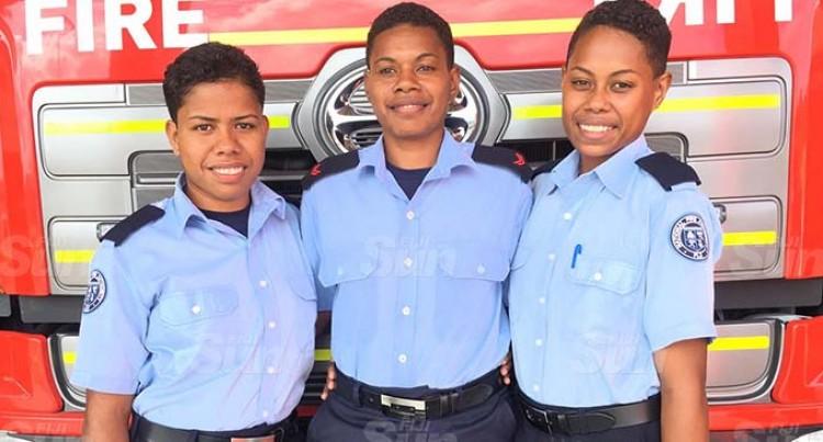 International Women's Day 2021: Firefighter Breaks Gender Barrier to Prove Worth