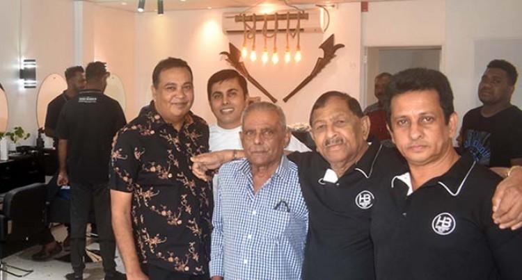 NZ-Based Duo Open Nadi Salon, Barber Shop