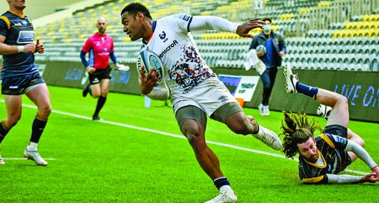 Fijian Flyer Try Rated