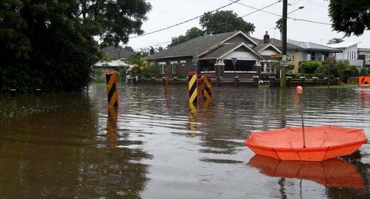Fijians Stranded In NSW Floods