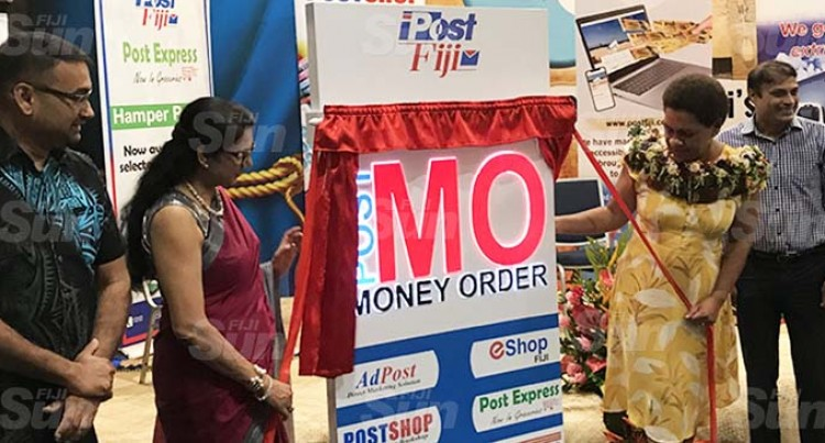 Post Fiji Rebrands: Money Transfer Services Is Now Post Money Order