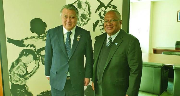 Fiji, Japan Football Deal