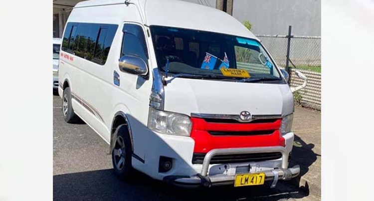Ministry Of Health Urges White Minibus Passengers To Step Forward